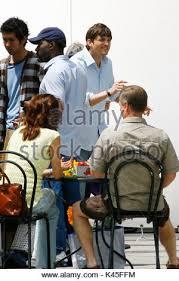 ashton kutcher ashton kutcher is seen on set of his new movie in