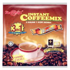 Coffee Mix 3 in 1 coffeemix