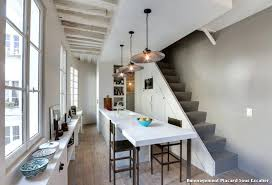 cuisine sous escalier cuisine sous escalier amenagement placard sous escalier with