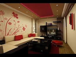 LCD Wall Unit Design For Living Room Interior Art Designing Al - Design a wall unit