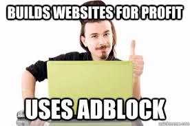 Web Developer Meme - scumbag web developer memes quickmeme