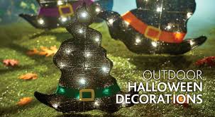 outdoor halloween decorations improvements catalog