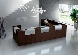 Modular Reception Desk Welcome The Italian Way Office Furniture Interiors
