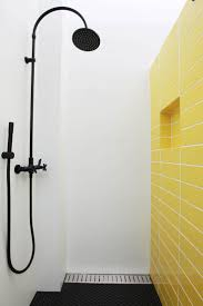 yellow tile bathroom ideas how toate vintage yellow tile bathroom ideas and black