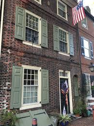 Elfreth S Alley by Philadelphia Independence Hall President U0027s House Elfreth U0027s