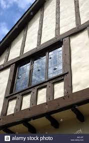 Tudor Style House Mock Tudor Style House Stock Photo Royalty Free Image 4677246