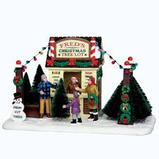 coventry cove by lemax christmas village table accent fred u0027s