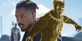 jaguar costume black panther villain u0027s gold suit explained screen rant