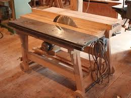can you use a table saw as a jointer dad s homemade table saw