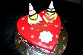 bengali minion wedding cake online cake delivery noida wedding