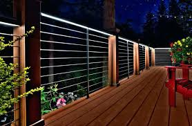 Exterior Led Strip Lighting Outdoor Led Deck Lighting U2013 Kitchenlighting Co