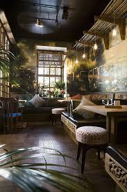 KOBE  Japanese Restaurant By Denis Belenko Kleurenplan - Japanese restaurant interior design ideas