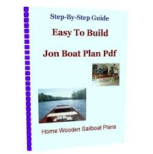 Wooden Jon Boat Plans Free by Mrfreeplans Diyboatplans Page 114