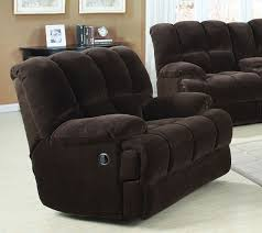 monica recliner sectional sofa