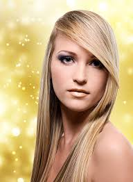 Hochsteckfrisurenen Selber Machen Glatte Haare by Schöne Frisuren Für Glatte Haare Bilder