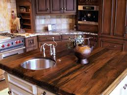countertops cherry wood countertops custom sink cutouts in edge