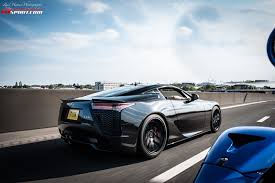 lexus lfa uk for sale special report blancpain sprint series brands hatch with pagani
