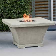 real flame monaco propane outdoor fire pit table u0026 reviews wayfair