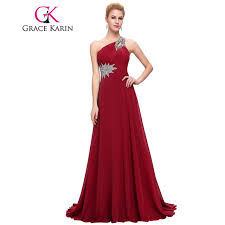 evening gowns grace karin evening dress chiffon formal prom dresses one