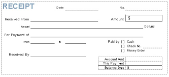 5 best images of printable rent receipt free printable rent