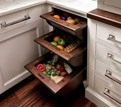 smart kitchen ideas best 25 basket drawers ideas on