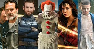 comic con 2017 panels trailers for movies u0026 tv to get excited
