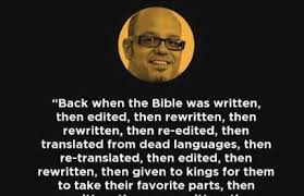 Bible Memes - meme grinder 15 more atheist nonsense david cross james