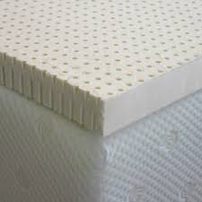 Foam Bed Topper Non Memory Foam Mattress Topper That Doesn U0027t Flatten