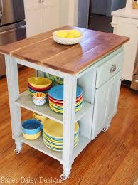 how to build a portable kitchen island best 25 island cart ideas on wood kitchen island