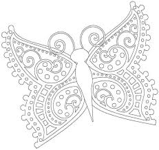 pin tri putri butterfly coloring pages free