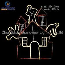 rope light decorations http