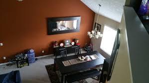 Kitchen Living Room Open Floor Plan Paint Colors Paint In Open Floor Plan