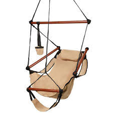 Swinging Outdoor Chair Hammock Chairs Ebay
