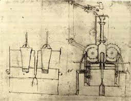leonardo da vinci the complete works drawings of water lifting