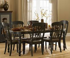 October   Page   Topup News - Black dining room table