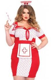 Size Nurse Halloween Costumes Size Halloween Costumes Womens Queen Size Costumes