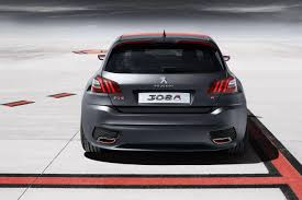 peugeot 308 trunk peugeot 308 r concept carwitter