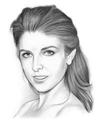 celebrity drawings fine art america