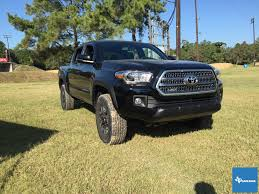 yellow toyota truck looking at the all new 2016 toyota tacoma txgarage