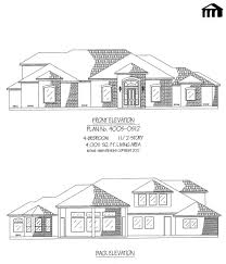 3 Bedroom 2 Story House Plans 4005 0512 House Plan Design Online Texas And Hawaii Offices