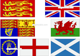 English Flag English Flags Free Vector Images Autocad Format Dwg Models Download