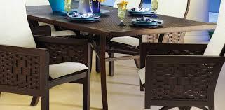 Classic Accessories Veranda Round Square - classical tables castelle luxury outdoor furniture