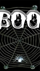 cute simple halloween background boo iphone 6 plus wallpapers for 2014 halloween spider web