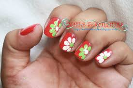 cute flower nail designs 2015 reasabaidhean