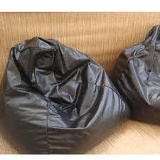 manufacturers u0026 suppliers of leather bean bags chamde ke bean bag