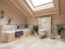 Travertine Bathroom Floor Travertine Bathroom Design For Luxurious House Design Remodel
