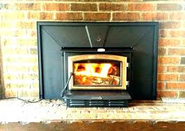 Electric Insert Fireplace Electric Insert For Wood Burning Stove Nxte Club