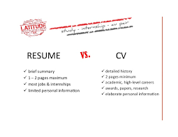 What Is The Difference Between Resume And Cv Between Resume Cv Cover Letter