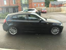 bargain 2006 bmw 1 series 118d m sport manual not golf leon