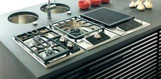 Thermador Cooktop With Griddle Kitchen Impressive Gas Ranges With Grill And Griddle Cooktop